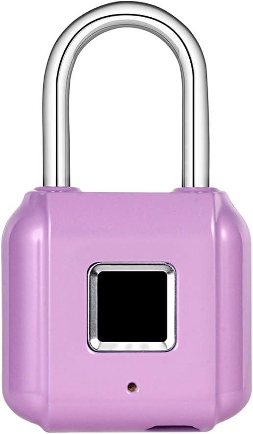 WSZJJ Fingerprint Door Lock Luggage Bag Keyless Re [Alternative dealer] Max 63% OFF USB