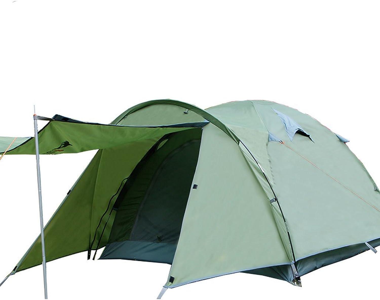 3-4 Personen-Zelt Outdoor-Camping-Zelt Camping Jahreszeiten Frühling, Sommer, Familie mit dem Auto reisende Personen reisen Konto