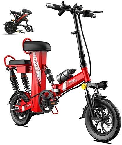 Fangfang Bicicletas Eléctricas, BIKFUN Bicicleta eléctrica de montaña E-Bici, asistida eléctrica con...