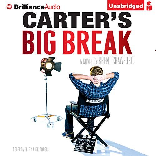 Carter's Big Break cover art