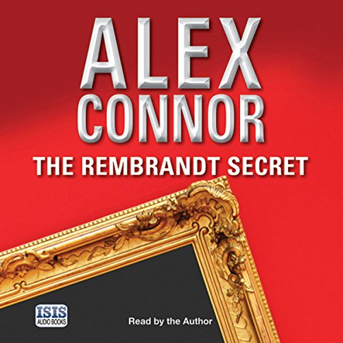 The Rembrandt Secret audiobook cover art