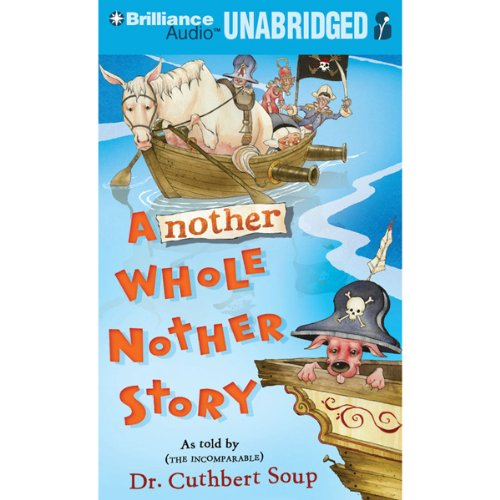 Another Whole Nother Story audiobook cover art