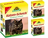 3 x 200 g Neudorff Katzen-Schreck Fernhaltemittel Vergrämungsmittel