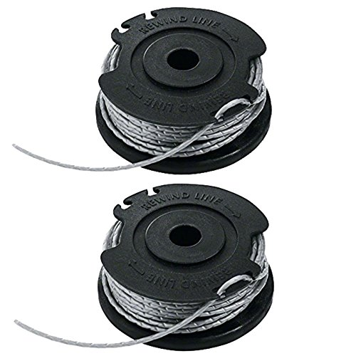 Spares2go 1,65mm Spule Erweiterungskabel für Bosch ART 2326SL Rasentrimmer/Trimmer (8Meter)