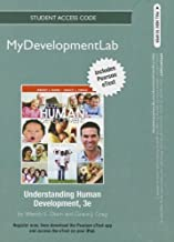 NEW MyDevelopmentLab with Pearson eText -- Standalone Access Card -- for Understanding Human Development (3rd Edition) (Mydevelopmentlab (Access Codes))