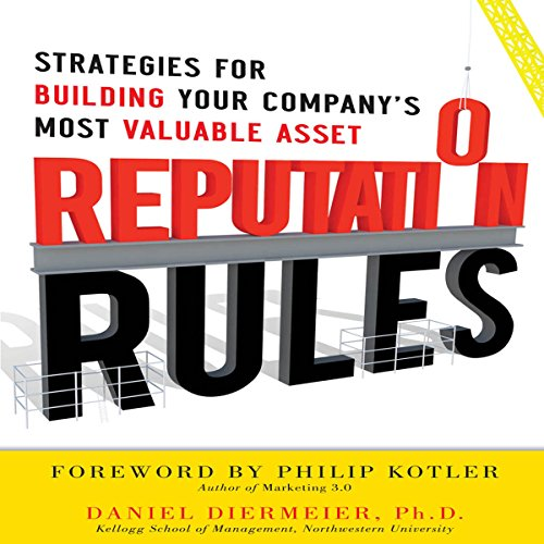 Reputation Rules audiobook cover art