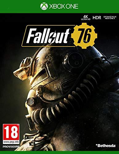 JEU Konsole Bethesda Fallout 76 Xbox One