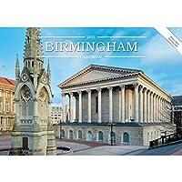 Birmingham A5 Calendar 2021 (A5 Regional)