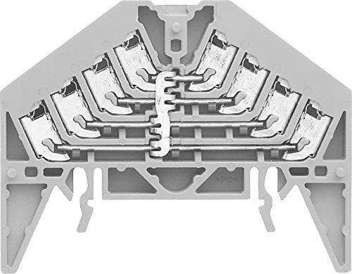Weidmüller Potentialverteilerklemme PPV 4 GR 35X7.5 DGR