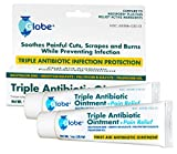 Best Antibiotic Ointments - Triple Antibiotic + Pain Relief Dual Action Ointment Review