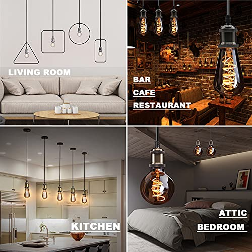 Sevenpers Bases para lámparas