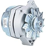 Total Power Parts 400-12483 Alternator Compatible with/Replacement for 105 AMP Delco Marine Mercruiser 1-Wire