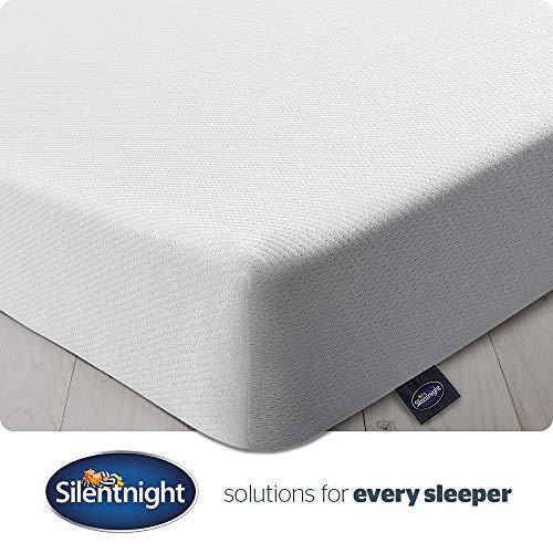 Silentnight Comfort Foam Rolled Mattress, Made in the UK, Medium Soft, Double