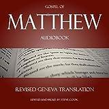 Gospel of Matthew Audiobook: From the Revised Geneva Translation