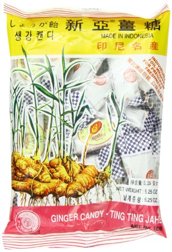 Ting Ting Jahe Ginger Candy, 5.25 Ounce