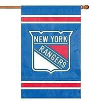 Party Animal New York Rangers Banner NHL Flag [並行輸入品]