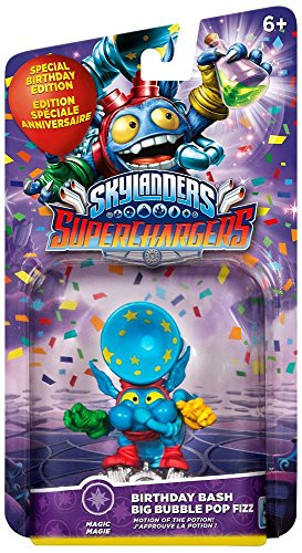 Skylanders: SuperChargers - Birthday Bash Big Bubble Pop Fizz (Driver)
