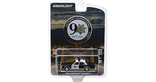 Greenlight Anniversary 1989 Chevrolet Caprice California Highway Police 90th