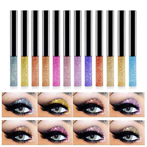 Sumeitang 12 Colors Liquid Eyeliner…