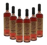 ALODIA Orache Rosado 2019. 6 Botellas de 75cl. D.O. Somontano