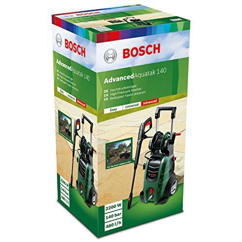 Bosch Home and Garden Hochdruckreiniger AdvancedAquatak 140 (2100 Watt, im Karton) - 4