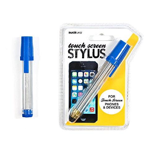 SUCK UK Touch Screen Stylus Pencil - Yellow