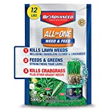 BioAdvanced Bayer All-in-One Weed & Feed with MicroFeed Action