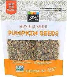 365 Everyday Value, Pumpkin Seeds, Roasted & Salted, 8 oz
