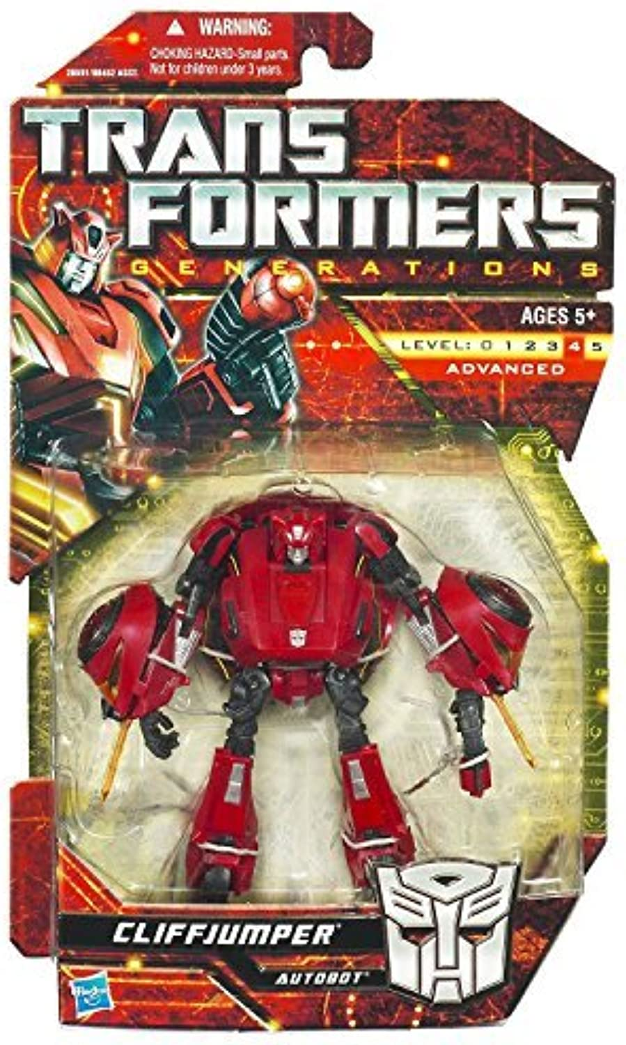 Transformers Generationen  Autobot Cliffjumper Action Figur