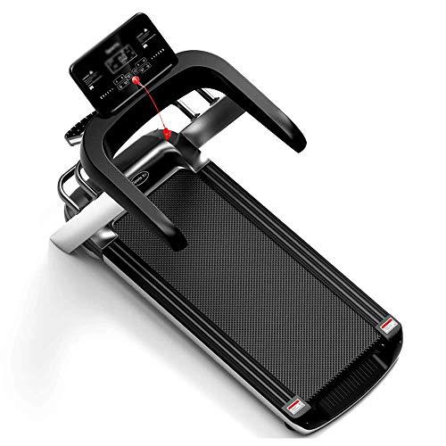 FYYDNR Tapis roulant, Tapis roulant Elettrico Pieghevole - Facilità di Montaggio Fitness motorizzato Esecuzione Jogging Macchina for Allenamento con Peso 35kg Net