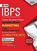 Ibps 2020: Specialist Officers - Marketing Scale I (Preliminary & Mains)- 15 Practice Sets