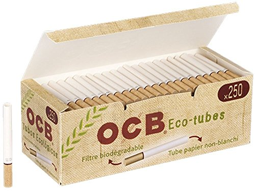 OCB Abbaubare Filter Eco-Tubes 1.000 Stück