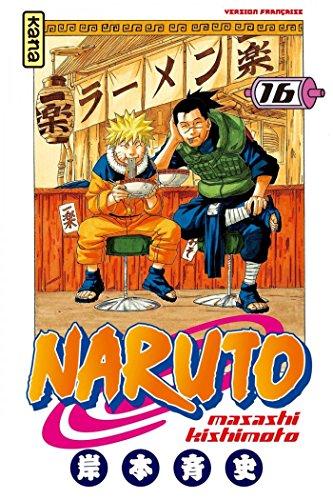 Naruto - Tome 16