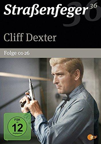 Straßenfeger 36 - Cliff Dexter/Folge 01-26 (4 DVDs)