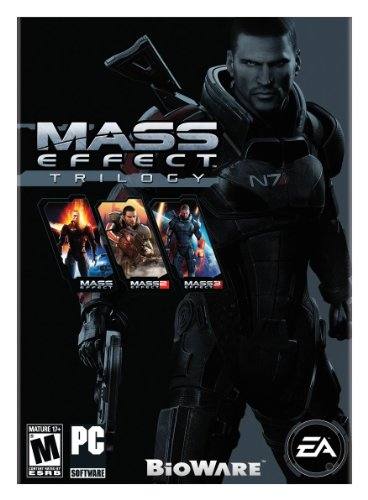 Mass Effect Trilogy Online Game Code