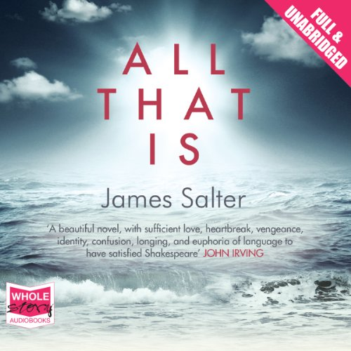All That Is audiobook cover art