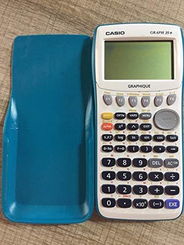 Casio - Calculatrice Graph 35+ Calculatrices GRAPH35+LC-EH