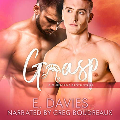 Grasp audiobook cover art