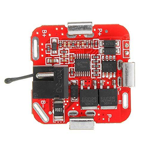 Módulo electrónico Tablero de protección de batería de litio para herramientas eléctricas Taladre recto 4s 14.8v 16.8v Equipo electrónico de alta precisión