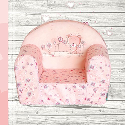 FORTISLINE Kindersessel Mini Bärchen W387_04