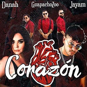 Corazón (feat. Danah)