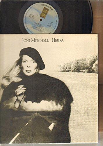JONI MITCHELL - HEJIRA - LP vinyl