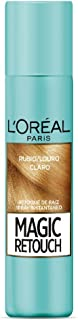 Retocador de raíces Magic Retouch L'Oréal Paris Tono Rubio Claro, 75ml
