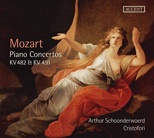 Mozart: Klavierkonzerte Vol. 5 - KV 482 & 491 / Konzertarie KV 505