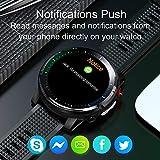 Zoom IMG-2 smartwatch fitness tracker monitor della