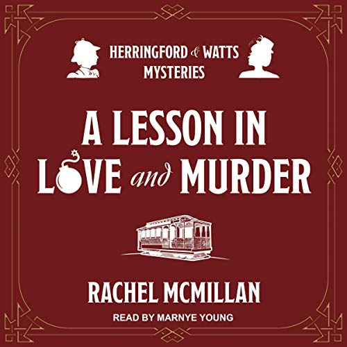 A Lesson in Love and Murder cover art