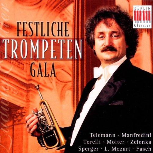 Festliche Trompeten-Gala