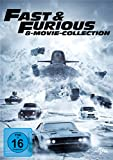 Fast & Furious - 8 Movie Collection [DVD]