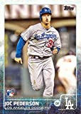 2015 Topps Factory Variation #192 Joc Pederson Baseball Rookie Card. rookie card picture