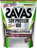 ザバス ソイプロテイン100 ココア味 2100g (約100食分)